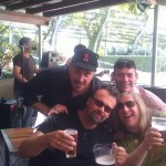 A beer with the boys - Brisbane