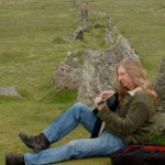 Chilling on Dartmoor