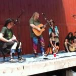 Pagan Spirit Gathering - Illinois with Tuatha Dea, Celia and Arthur Hinds