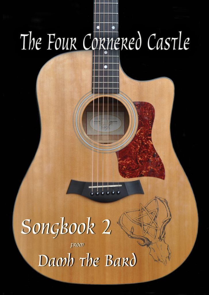 The Four Cornered Castle – Songbook 2