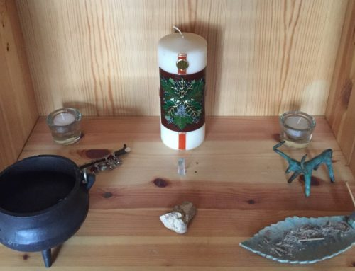 Druidry for Beginners – Bringing the Sacred Back Home