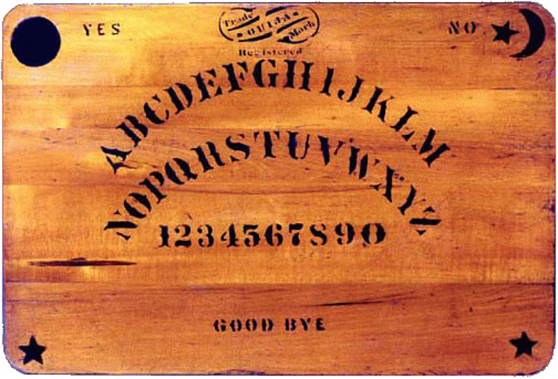 Thinking About – The Ouija