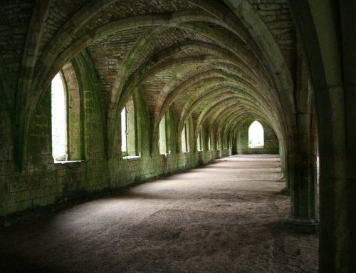 Y Mabinogi – Monasteries, Welsh Words, and a Screaming Guitar