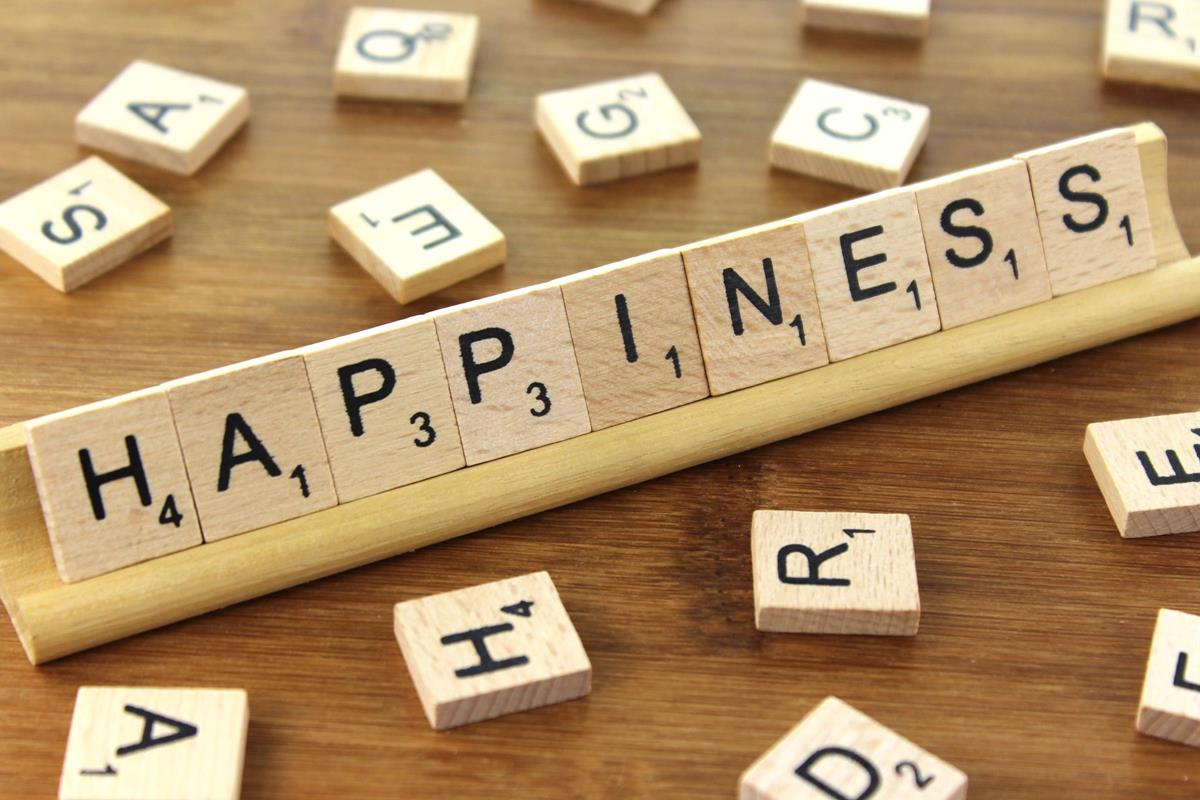 Thinking About – Happiness and Meaning