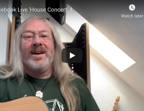 Facebook Live 'House Concert' 4