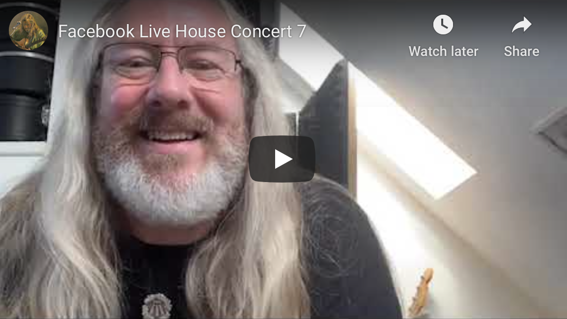 Facebook Live 'House Concert' 7