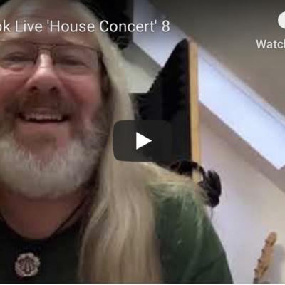 Facebook Live 'House Concert' 8