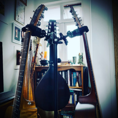 'House Concert' 16 – on Facebook and YouTube