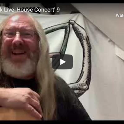 Facebook Live 'House Concert' 9