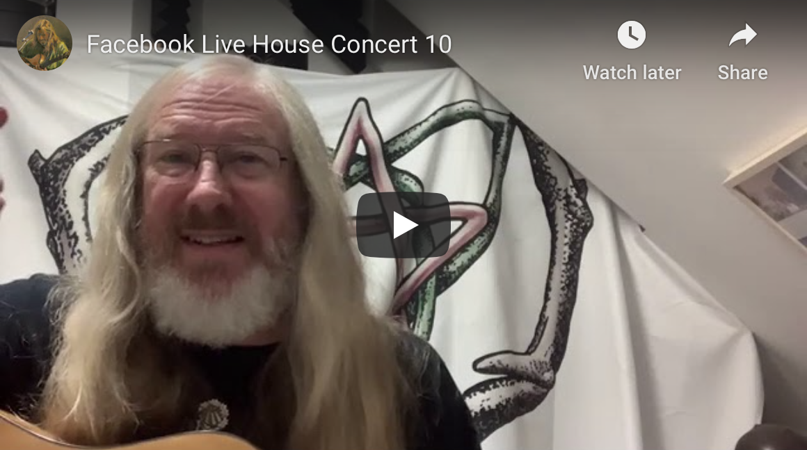 Facebook Live 'House Concert' 10