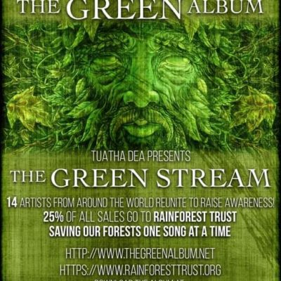 The Green Stream – The Green Album Live