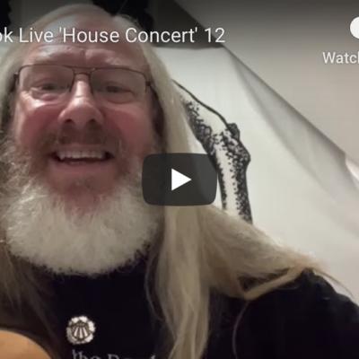 Facebook Live 'House Concert' 12