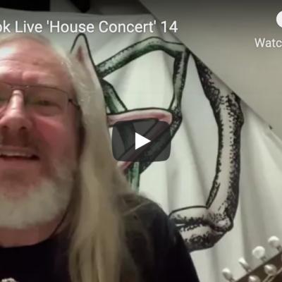 Facebook Live 'House Concert' 14
